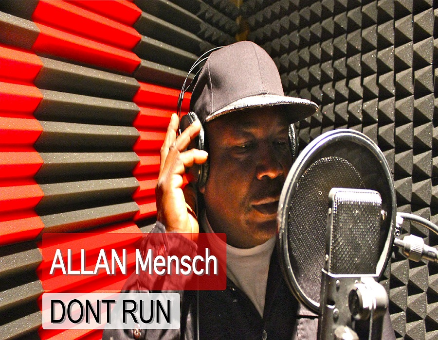 Allan Mensch Dont Run a Dream Coming True