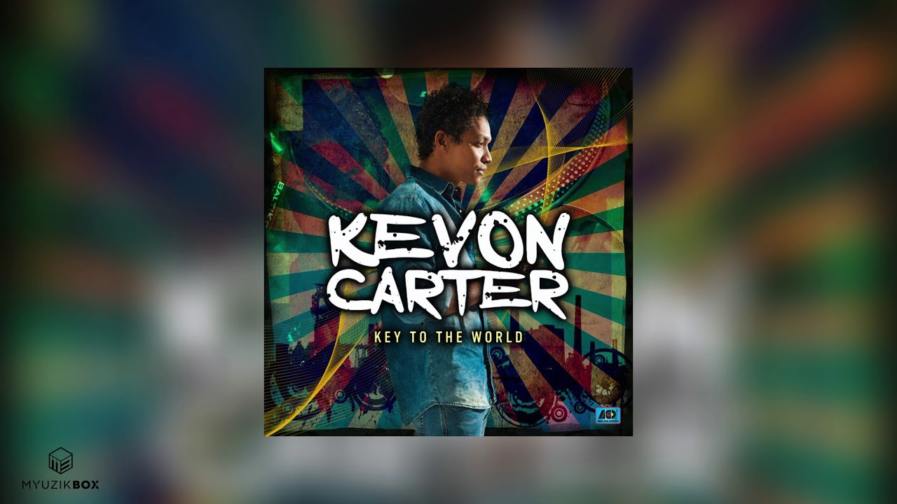 Kevon Carter Enters The Future Mixx FM Reggae Charts With Key To The World