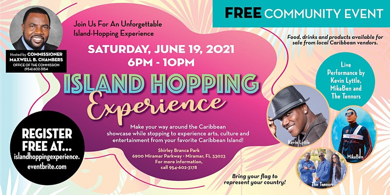 Caribbean American Heritage Celebration and Charity event