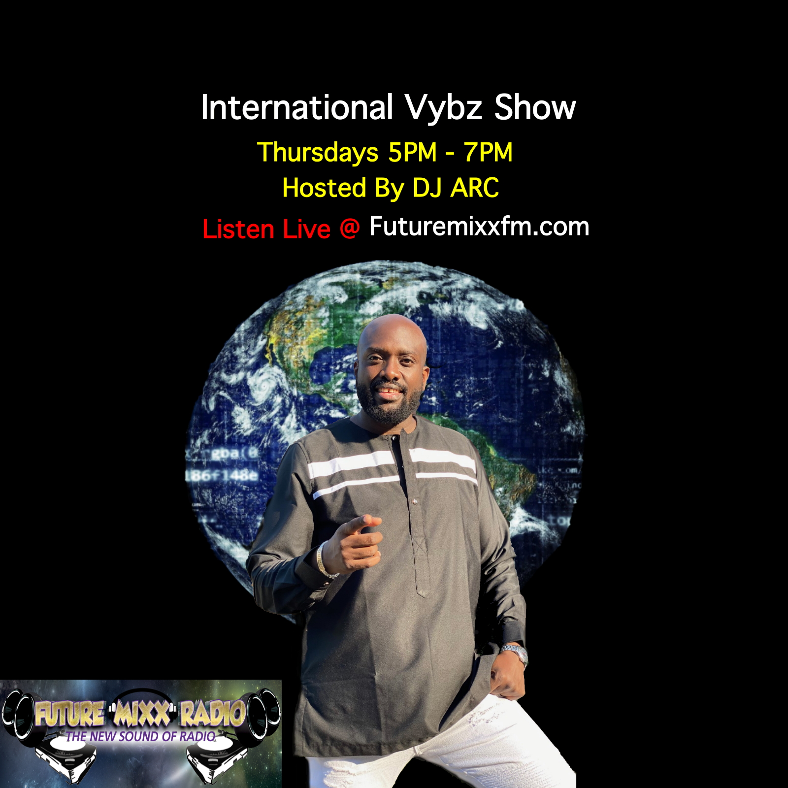 Caribbean Radio Station